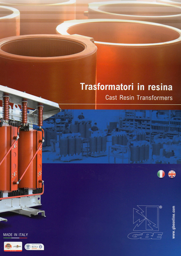 Catalogo Cast Resin Transformers Ita Eng
