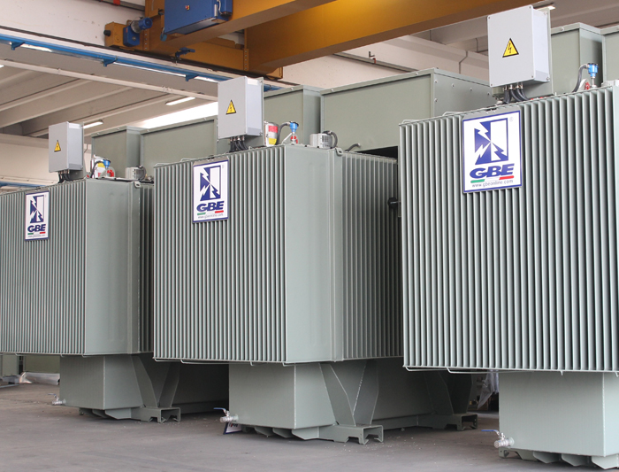 Supply of transformers to Algeria